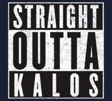 Trainer with Attitude: Kalos Baby Tee