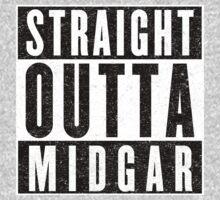 Midgar Represent! One Piece - Long Sleeve