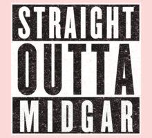 Midgar Represent! Kids Tee