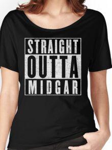 Midgar Represent! Women's Relaxed Fit T-Shirt