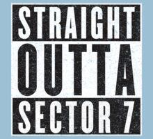 Sector 7 Represent! Kids Clothes