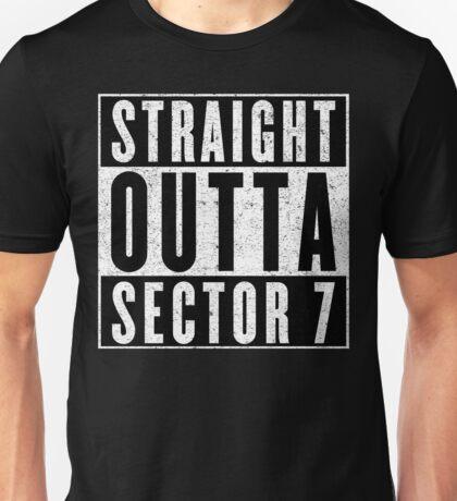 Sector 7 Represent! Unisex T-Shirt