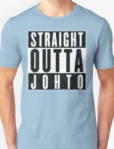 Trainer with Attitude: Johto T-Shirt