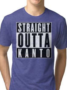 Trainer with Attitude: Kanto Tri-blend T-Shirt