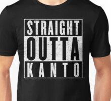 Trainer with Attitude: Kanto Unisex T-Shirt