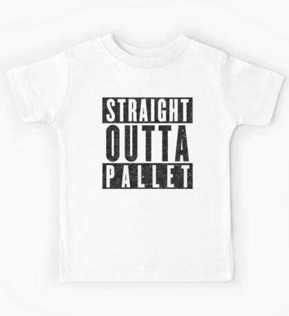 Trainer with Attitude: Pallet Town Kids Tee