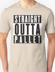 Trainer with Attitude: Pallet Town Unisex T-Shirt