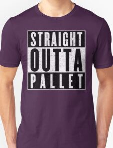 Trainer with Attitude: Pallet Town T-Shirt