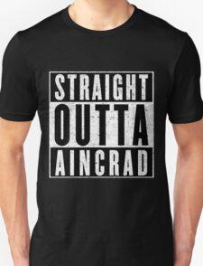 SAO Survivor with Attitude T-Shirt