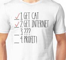 My Retirement Plan (Whiteboard Version) Unisex T-Shirt
