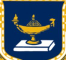 University of Michigan Crest Sticker