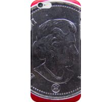 Roll Out the Red Carpet for the Queen iPhone Case/Skin