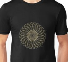 Abstract 168G Fractal Unisex T-Shirt