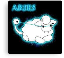 Aries Mareep Canvas Print
