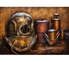 Steampunk - A collection from my Journeys Photographic Print