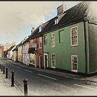 Bridge Street, Bungay by Simon Duckworth