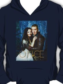Snow and Charming Comic Poster Version 2 T-Shirt