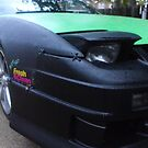 nissan 200sx s13  by perggals