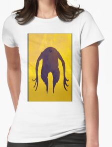 Sun Eater Womens Fitted T-Shirt