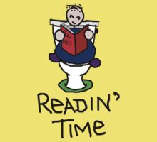 Readin' Time by Margaret Bryant