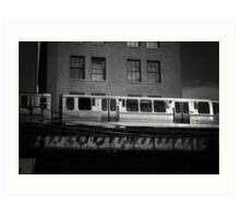 Great Lakes : Chicago 3 Art Print