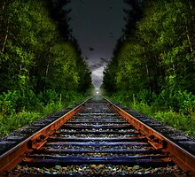 The Last Train Ride by Gary Smith