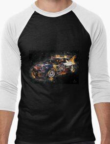 Citroen DS3 WRC Men's Baseball ¾ T-Shirt