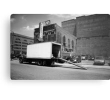 Great Lakes : Detroit Delivery Metal Print