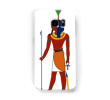 Nefertum | Egyptian Gods, Goddesses, and Deities Samsung Galaxy Case/Skin