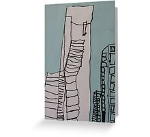 Eureka Tower  Greeting Card