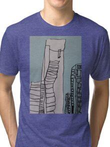 Eureka Tower  Tri-blend T-Shirt