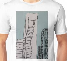 Eureka Tower  Unisex T-Shirt