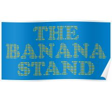 Money in the Banana Stand. Poster