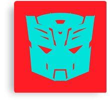 Autocon icon Canvas Print