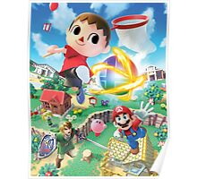 Villager Comes to Town! Poster