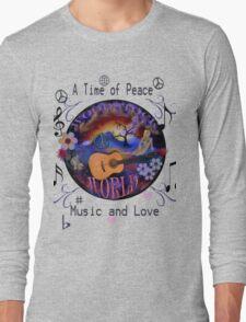 Woodstock World Long Sleeve T-Shirt