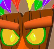 Ooga Booga Crash Bandicoot Sticker