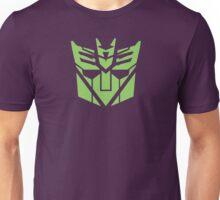 Deceptibot icon  Unisex T-Shirt