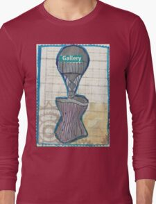 Presenting The Dirigible Corset! Long Sleeve T-Shirt