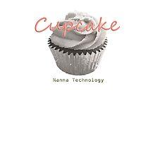 Cupcake Nanna Tec Old by Paul Fleetham
