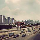 China : The Bund by Jeremy  Barré