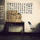 China : Kunming park by Jeremy  Barré