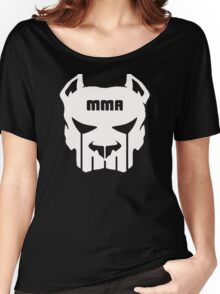 MMA FIGHTING  Women's Relaxed Fit T-Shirt
