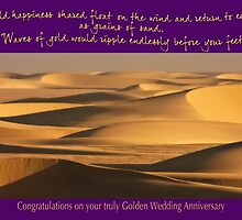 A Truly Golden Anniversary by Owed To Nature