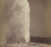 Yellowstone - Old Faithful  by Jsikes8323