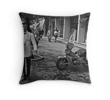 Parma Sidewalk Throw Pillow