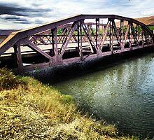 Bridge Over High Waters by JULIENICOLEWEBB