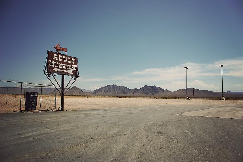 8000 miles USA : Nevada1 by Jeremy  Barré