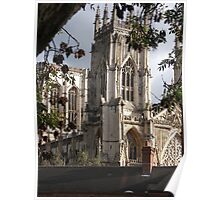 Minster from the Walls Poster