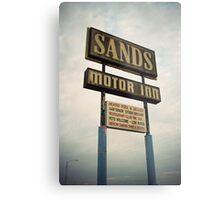8000 miles USA : On the road 1 Metal Print